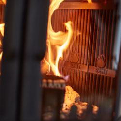 RENY brandkamer klassiek gietijzer lamel